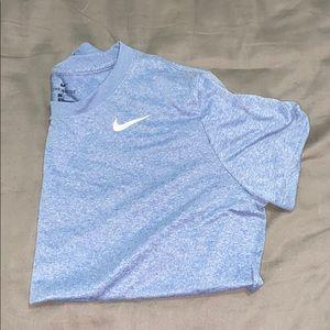 Nike Baby blue Dri fit